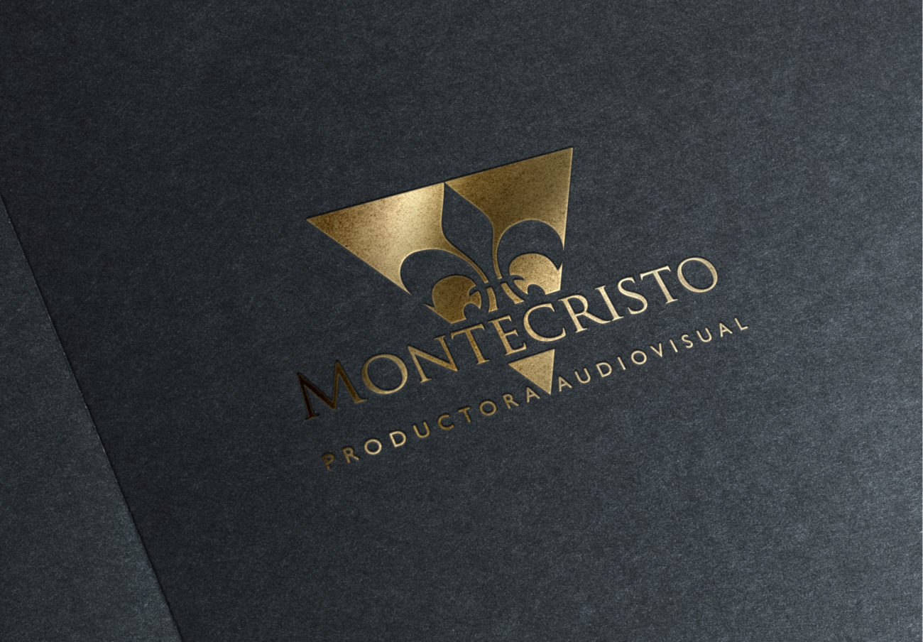 Gold Stamping Logo Mock-Up